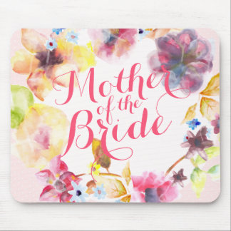 Mother of the Bride Spring Wedding | Mousepad