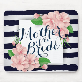 Mother of the Bride Summer Wedding | Mousepad