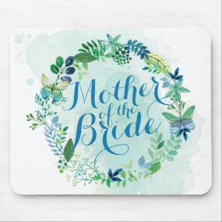 Mother of the Bride Watercolor | Mousepad