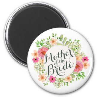 Mother of the Bride Wedding   Magnet