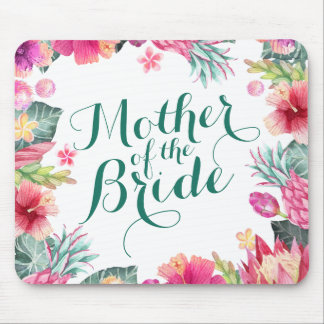 Mother of the Bride Wedding | Mousepad