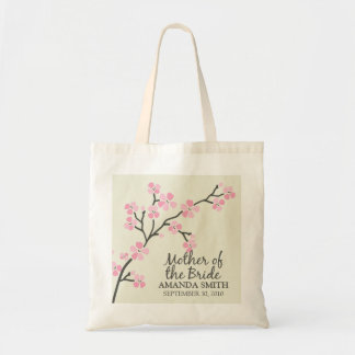 Mother of the Bride Wedding Party Gift Bag (pink)