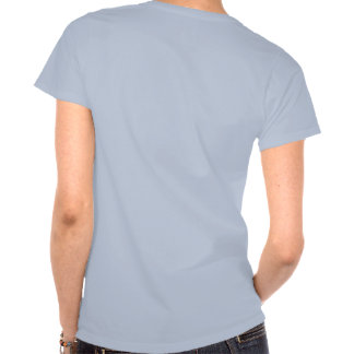 Mother of the Groom, Blue Scroll, back pattern Tshirts