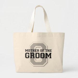 Mother of the Groom Cheer Jumbo Tote Bag