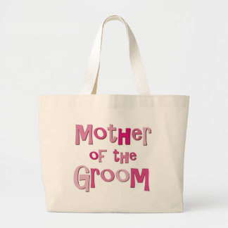 Mother of the Groom Pink Brown Bag