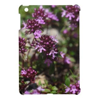 Mother of thyme flowers (Thymus praecox) iPad Mini Case
