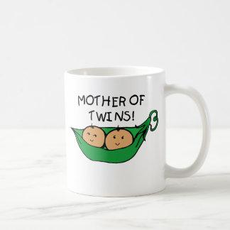 Mother of Twins Pod Coffee Mug