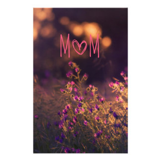 Mother Personalised Stationery