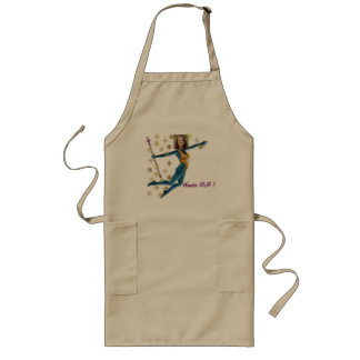 """Mother' S Day Apron - Personalyze """"Fairy MoM """""""