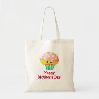 Mother s Day Lovely Cupcake -custom txt- Bag