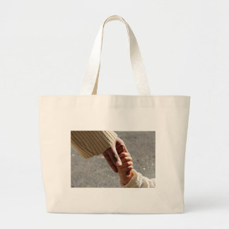 Mother ' s love large tote bag