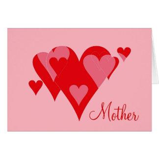 Mother s Valentine Card