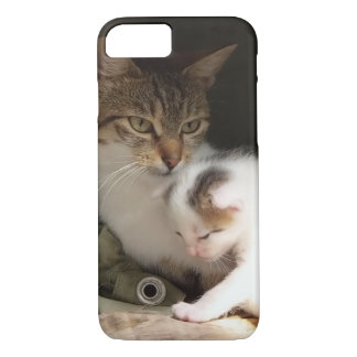 Mother & son iPhone 7 case