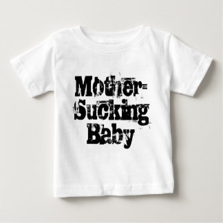 Mother-Sucking Baby Baby T-Shirt