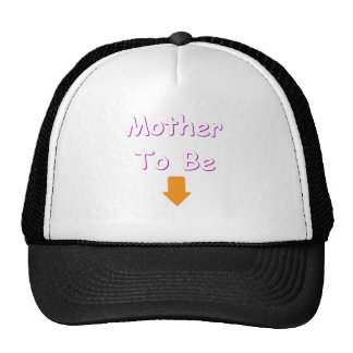 Mother To Be Cap