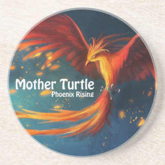 Mother Turtle Products Coaster