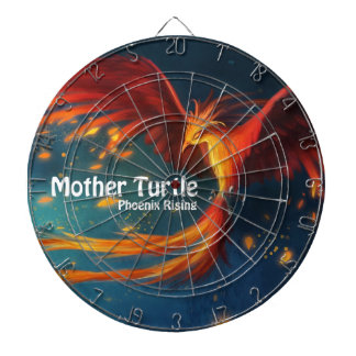 Mother Turtle Products Dartboard