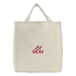 Mother Vintage Shoe Embroidered Bag