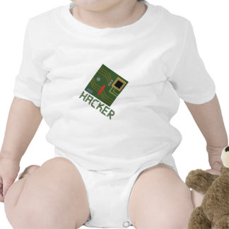 Motherboard Hacker Romper