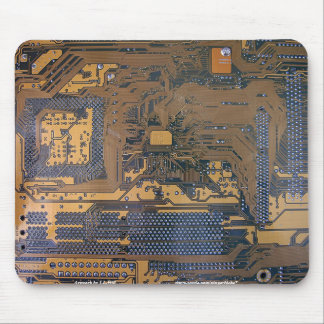 Motherboard Mouse Pad