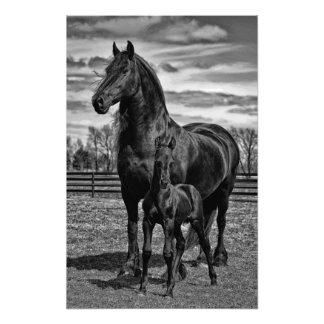 Motherhood Photo Print