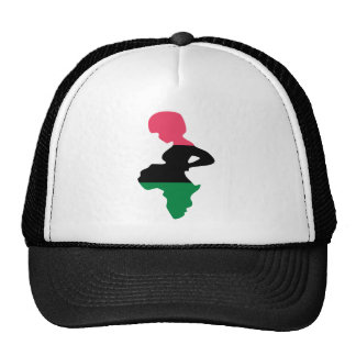 Motherland Africa Trucker Hats