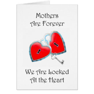 Mothers Are Forever Greeting Card