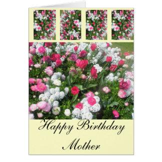 Mothers Birthday Greeting Card