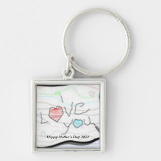 Mother's Day 2012 Key Chain