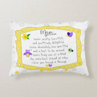 Mother's Day 2017 Decorative Cushion