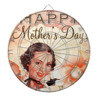Mothers-Day #8 Dartboard