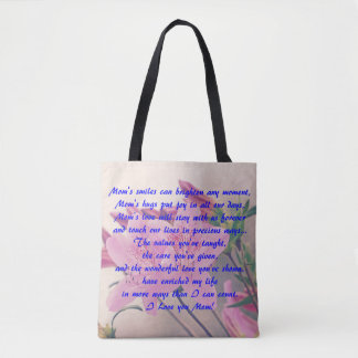Mothers Day Azaleas Tote Bag