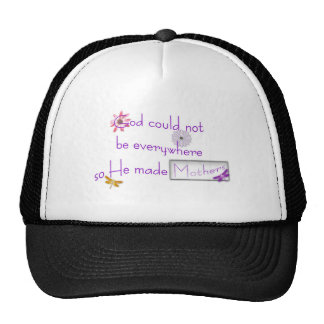 Mother's Day Cap