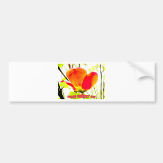 mothers' day card 1 bumper sticker
