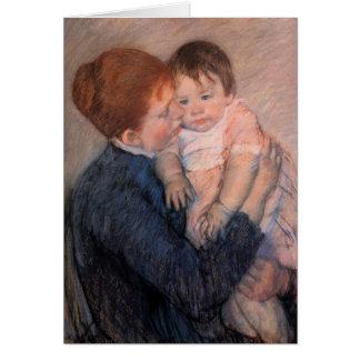 Mother's Day Card - Mary Cassatt