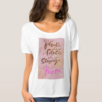 Mother's Day Card Shirt