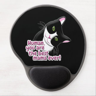 Mother's Day Cat Gel Mouse Pad