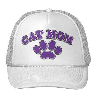 Mother's Day Cat Mom Cap