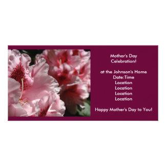 Mother's Day Celebration! Invitation Invites Event Photo Greeting Card