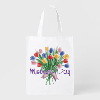 Mother's Day Colorful Flowers