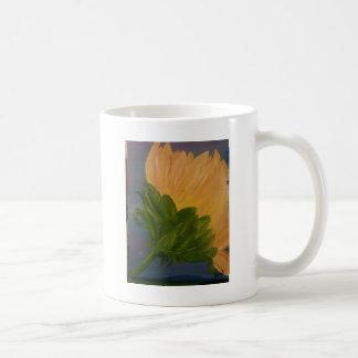 Mother's Day Daisy Basic White Mug