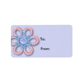 Mother's Day Daisy Chain Label