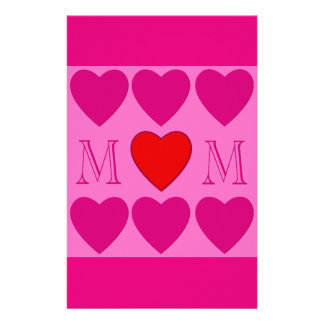 Mothers Day decoration Stationery Paper