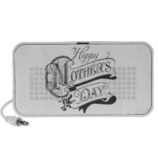 Mothers Day Doodle Speaker
