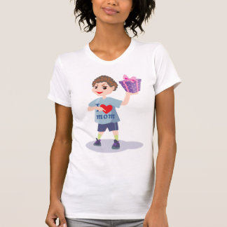 Mothers Day Gift Idea T-shirt