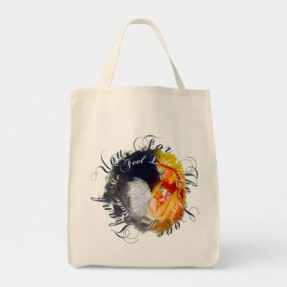 Mother's Day Gifts Grocery Tote Bag