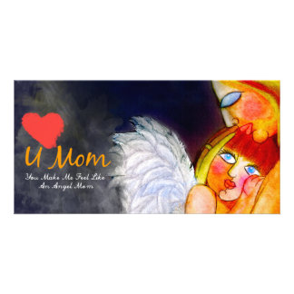 Mother's Day Gifts Personalized Photo Card