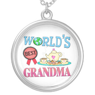 Mother's Day Grandmother / Grandma Necklace