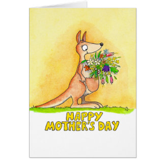 Mother's Day greeting card by Nicole Janes