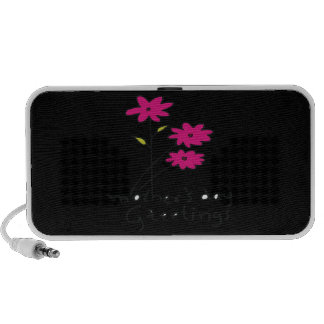 Mothers Day Greetings iPhone Speaker